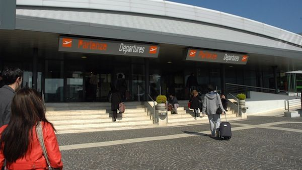 Rome's Ciampino airport to close temporarily in October