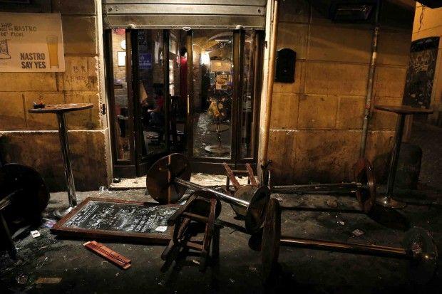 Rome's Drunken Ship pub shut down for 30 days