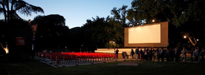 Effetto Notte at Villa Borghese
