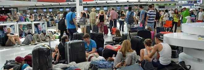 Internet down at Rome's Fiumicino airport
