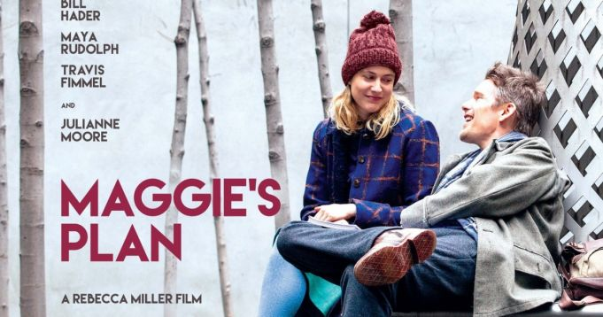 Maggie's Plan showing in Rome