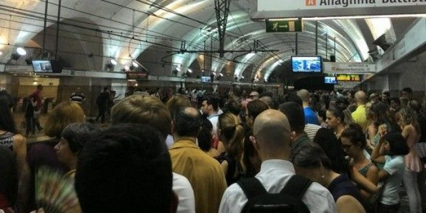 Rome strike closes Metro A on 26 July