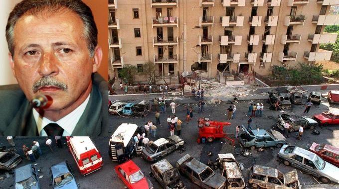 Paolo Borsellino. January 19, 1940 – July 19, 1992