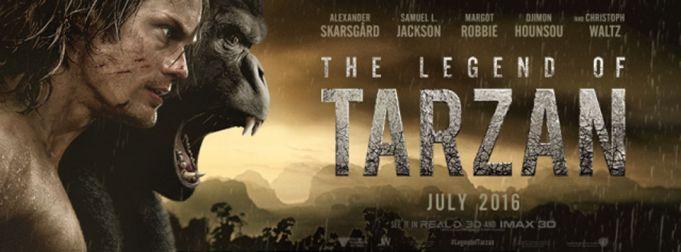 The Legend of Tarzan showing Rome