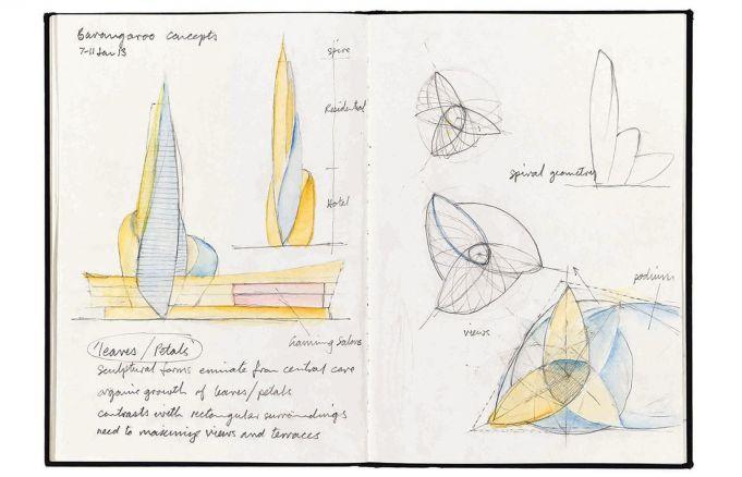 Chris Wilkinson: Thinking through drawing