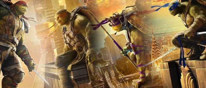Teenage Mutant Ninja Turtles: Out of the Shadows showing in Rome