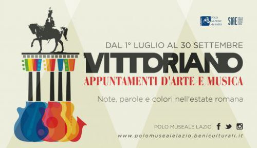 Vittoriano: appuntamenti d'arte e musica