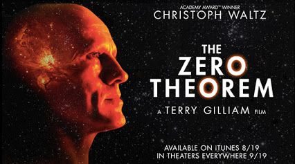 The Zero Theorum showing in Rome
