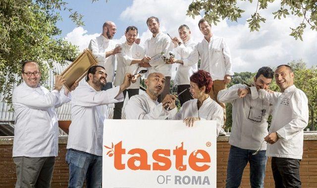 chefs taste roma