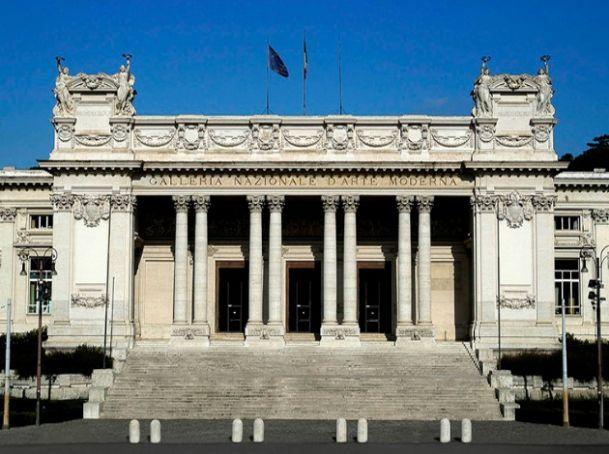 Changes at Galleria Nazionale d'Arte Moderna