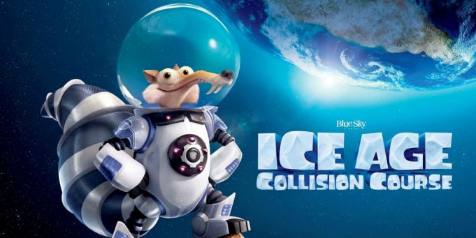 Ice Age: Collision Course showing in Rome
