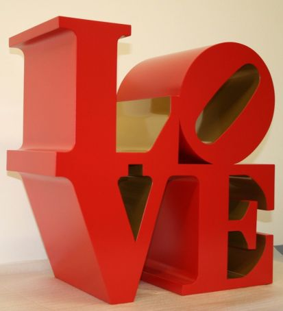 Love by Robert Indiana.