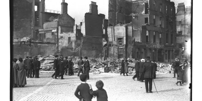 1916 The Irish Rebellion: screening and panel discussion
