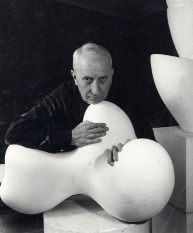 Jean Arp exhibition in Rome