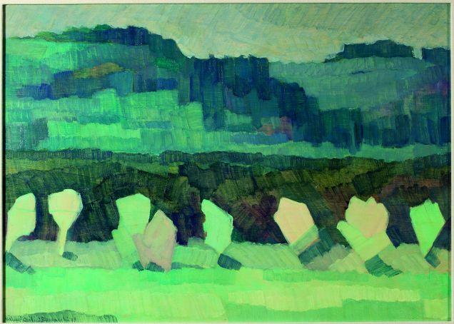 Exhibition review: Mimì Quilici Buzzacchi. Tra segno e colore
