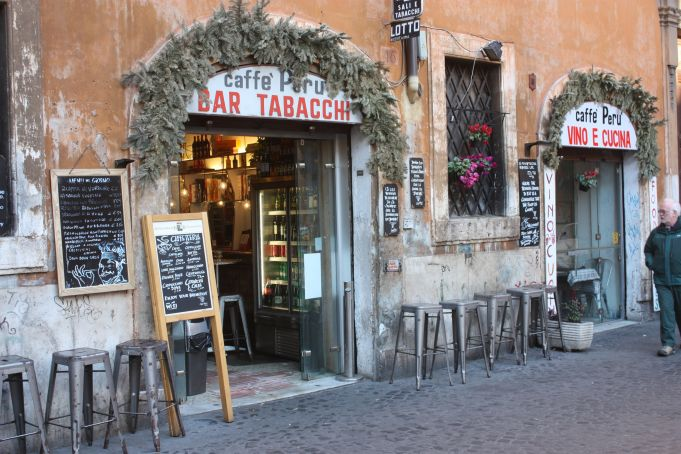 Rome street guide: Via di Monserrato