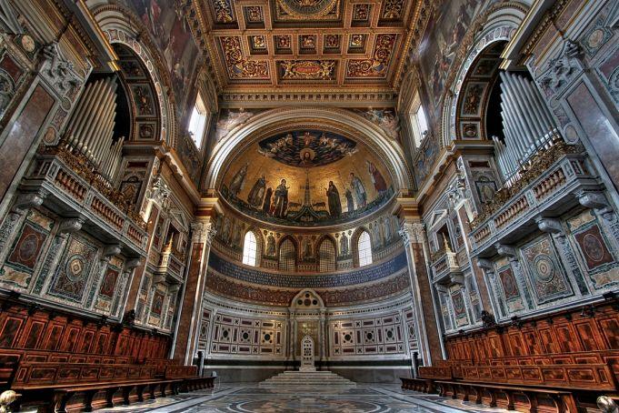 The Lateran Basilica: a conference