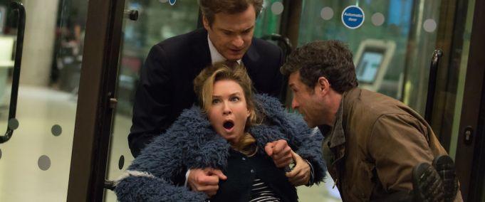 Bridget Jones's Baby showing in Rome