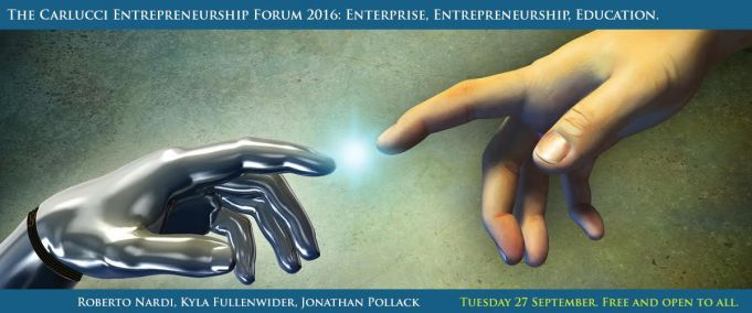 American University of Rome: Carlucci Entrepreneurship Forum