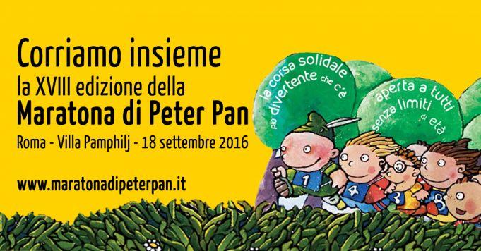 Corriamo insieme: Peter Pan Marathon