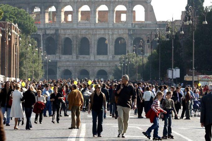 Traffic-free Sundays to return to Rome