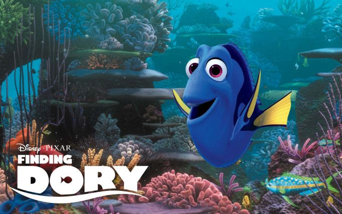 Finding Dory showing in Rome