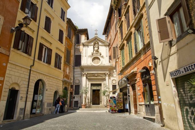 Rome street guide: Via dei Giubbonari