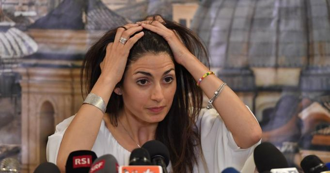 Troubles deepen for Rome mayor Virginia Raggi