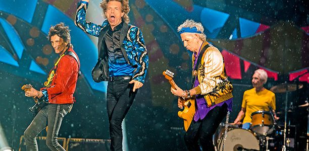 The Rolling Stones: Havana Moon showing in Rome