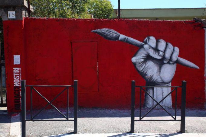 street art II primavalle