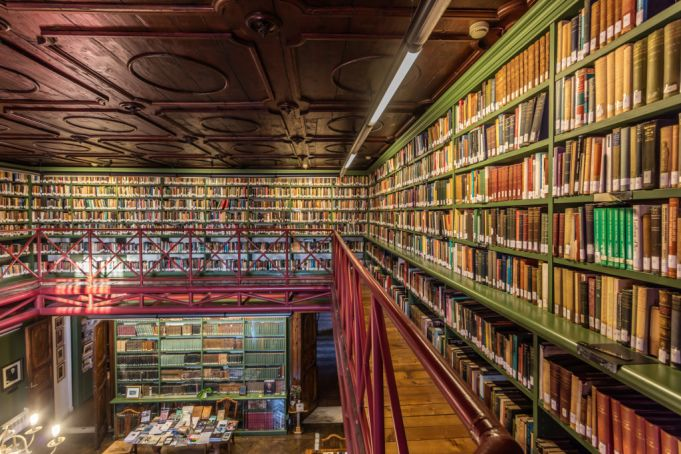 The centre's library offers the best of Anglican theology to students in Rome.