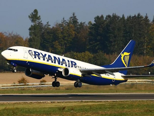 Nine new Ryanair routes from Rome