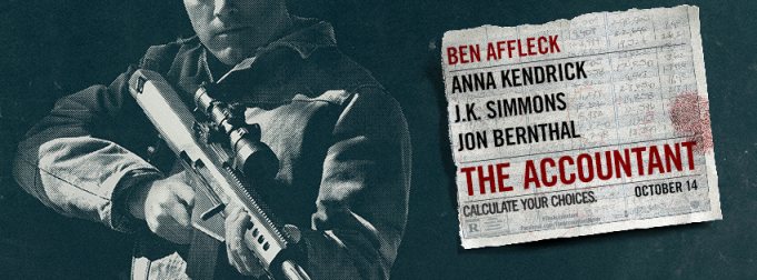 The Accountant showing in Rome