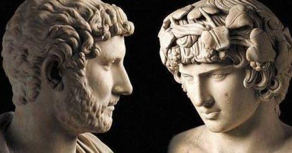 Antinoo: Un ritratto in due parti