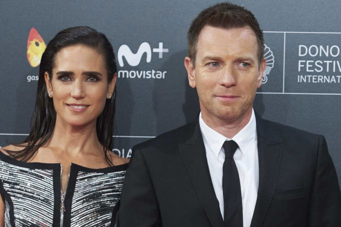 Jennifer Connelly and Ewan McGregor