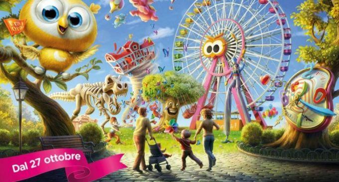 Return of Rome's Luneur fun park