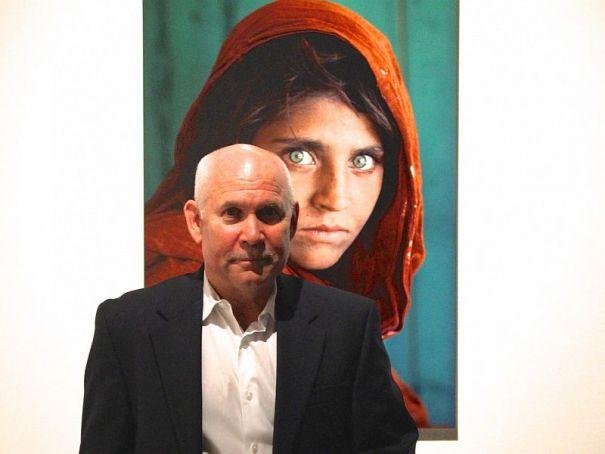 Steve McCurry: Oltre lo sguardo
