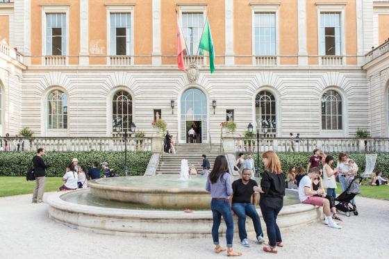 American Academy of Rome: Open Academy