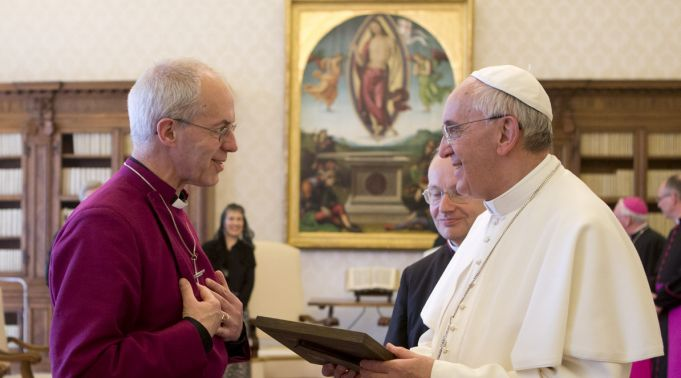 Anglican Centre in Rome marks 50 years