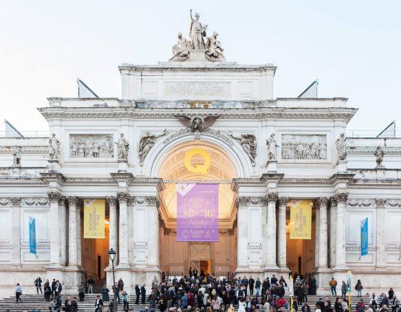 16a Quadriennale d'Arte: Altri tempi, alti miti