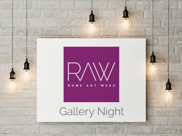 Rome Art Week: Gallery Night