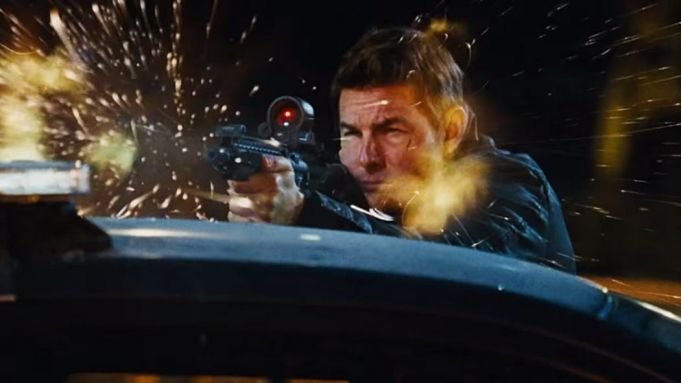 Jack Reacher: Never Go Back showing in Rome