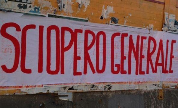 General strike to hit Rome transport on 21 October