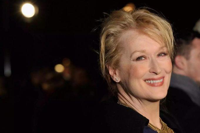 Meryl Streep at Rome Film Fest