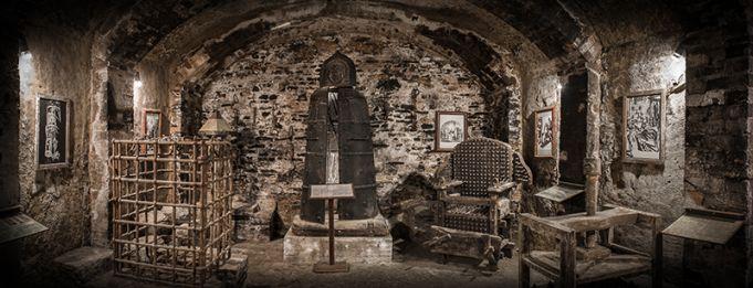 Museum of Mediaeval Torture.