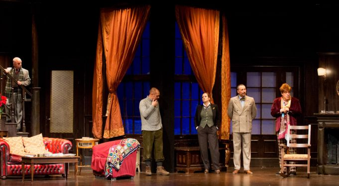 Trappola per topi (The Mousetrap)