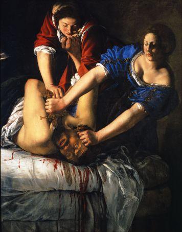 Artemisia Gentileschi exhibition in Rome