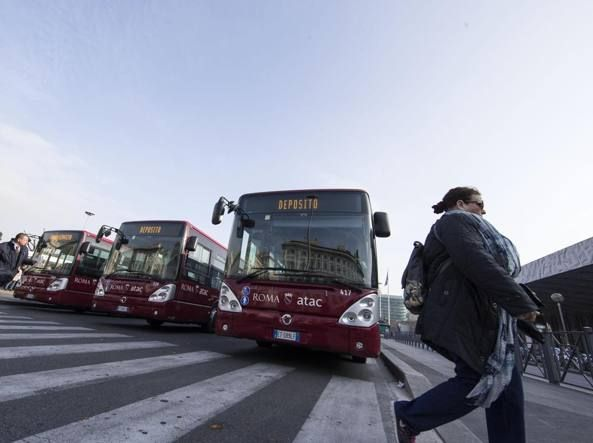 Public transport strike in Rome on Friday 25 November