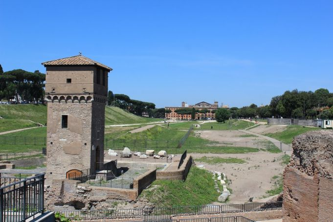Circus Maximus archaeological area to reopen