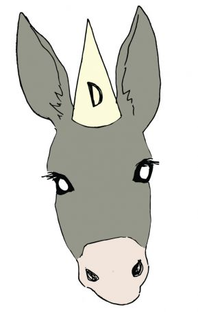 Somaro, meaning donkey or ass, can also mean dunce.